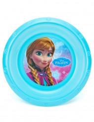 Assiette creuse en plastique réutilisable La Reine des Neiges™