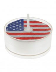 4 Bougies chauffe plat USA 3,5 cm