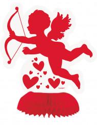 4 Centres de table Cupidon 15 cm