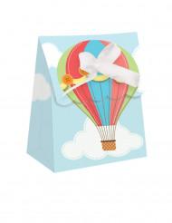 12 Boîtes cadeaux Petite Montgolfière