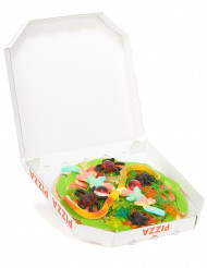 Pizza de bonbons jungle Look-O-Look 435 g