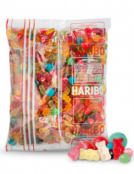 Maxi sachet Haribo vrac dragolo2 kg