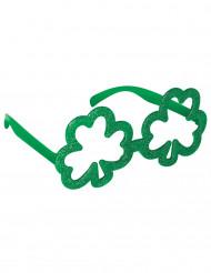 Lunettes trèfles St Patrick