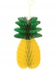 Décoration ananas alvéolé 30 cm