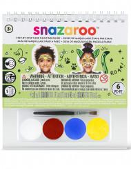 Mini kit maquillage mixte Snazaroo™ avec livret