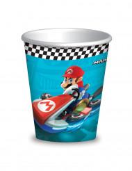 8 Gobelets carton Super Mario™ 26 cl
