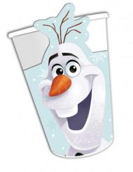 8 Gobelets en carton Olaf Christmas™