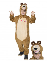 Déguisement l'ours - Masha et l'ours™ enfants