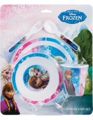 Coffret vaisselle plastique La Reine des Neiges™