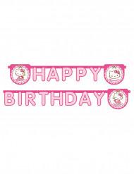 Guirlande Happy Birthday Hello Kitty™ 2 m