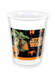 8 Gobelets Halloween Star Wars™ 20 cl