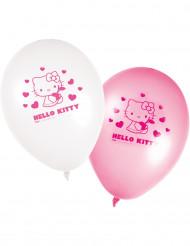 8 Ballons Hello Kitty™
