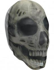 Cagoule squelette adulte Halloween