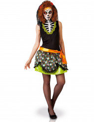 Déguisement Dia de los muertos femme Halloween