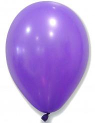 50 Ballons violets