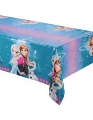 Nappe en plastique La Reine des Neiges Flocons™ 120 x 180 cm