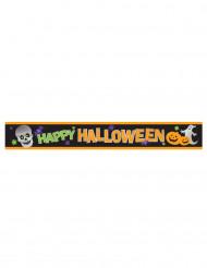 Bannière Happy Halloween 270 cm