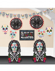 Kit de décoration Dia de los muertos