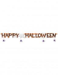 Bannière Happy Halloween 183 cm