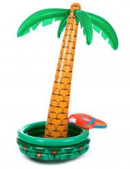 Glacière palmier gonflable adulte