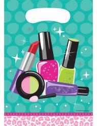 8 Sacs de fête Make Up - 23 x 16 cm