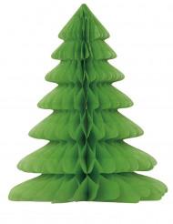 Sapin de Noël papier 30 cm