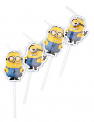 6 Pailles Lovely Minions™