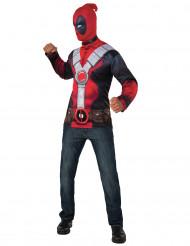 T-Shirt avec cagoule Deadpool™ adulte