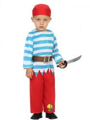 Déguisement moussaillon pirate bébé
