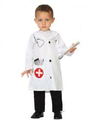 Déguisement blouse de docteur bébé