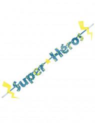 Guirlande articulée Super Héros 3 m