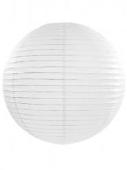 Lanterne japonaise blanche 45 cm