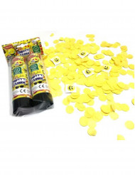2 Canons à confettis 16 cm Imoji™