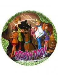 5 Assiettes Scooby Doo™ 23 cm