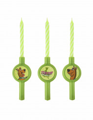 3 Bougies 11 cm Scooby doo™