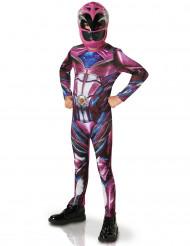 Déguisement classique Power Rangers™ Rose enfant