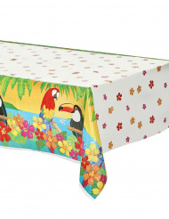 Nappe en plastique Tropical 137 x 213 cm