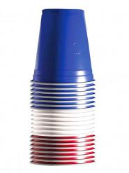 20 Gobelets américains France 53cl