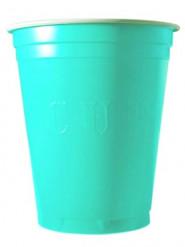 20 Gobelets Américains Original Cup turquoise 53 cl