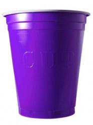 20 Gobelets Américains Original Cup violet 53 cl