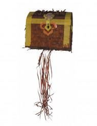 Piñata coffre de pirate 30 cm