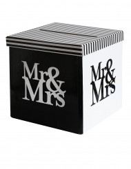 Tirelire Mr & Mrs