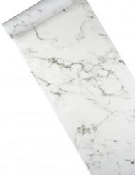 Chemin de table marbre 3 mètres