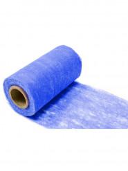 Rouleau intissé bleu royal 10 cm x 10 m