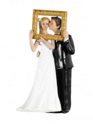 Figurine mariés 14,5 cm