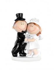 Figurine mariés 10,5 cm