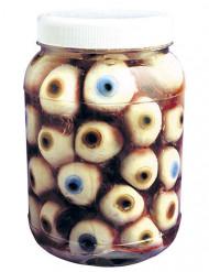 Pot rempli yeux Halloween