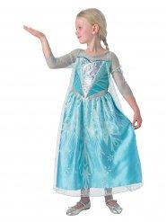 Déguisement premium Elsa La Reine des Neiges™ fille