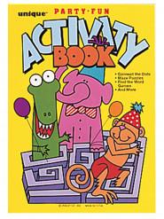 8 Livres d'activités pour enfant