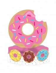 Centre de table Donuts 22 x 30 cm